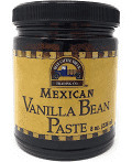 BCT Mexican Vanilla Bean Paste 236 mil 8 oz.