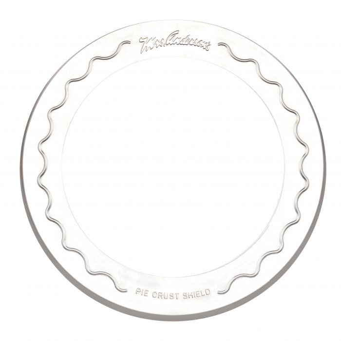"HIC Mrs. Anderson's Baking 10"" Pie Crust Shield"