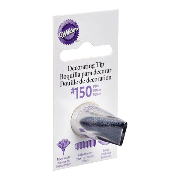 Wilton Decorating Tip # 150 Petal