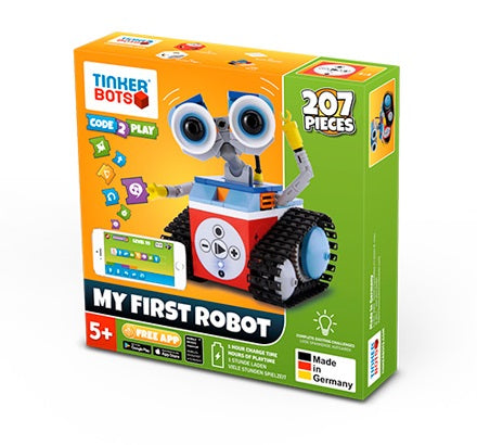 My First Robot
