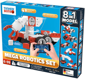 Mega Robotic Set