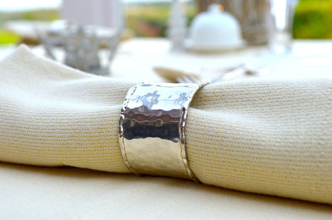 Tablecloth, 96% Cotton Christmas Sparkle in Cream/Gold 7 Sizes Square Round Oblong