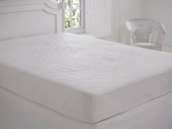 Waterproof Quilted Mattress Protector