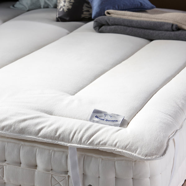 Wool Mattress Topper