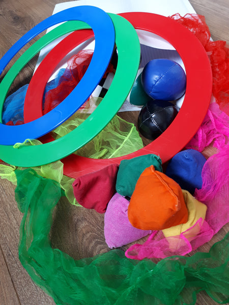 Eastbourne Learn to Juggle Family Kit - With free shipping