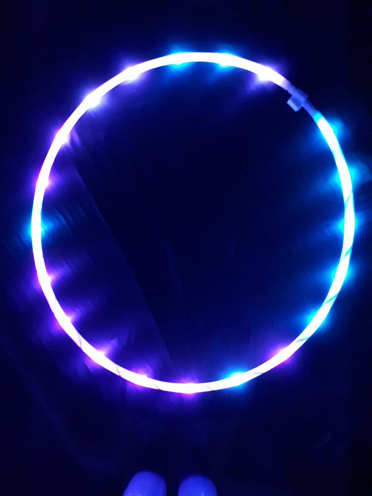 Slow - LED Hoop