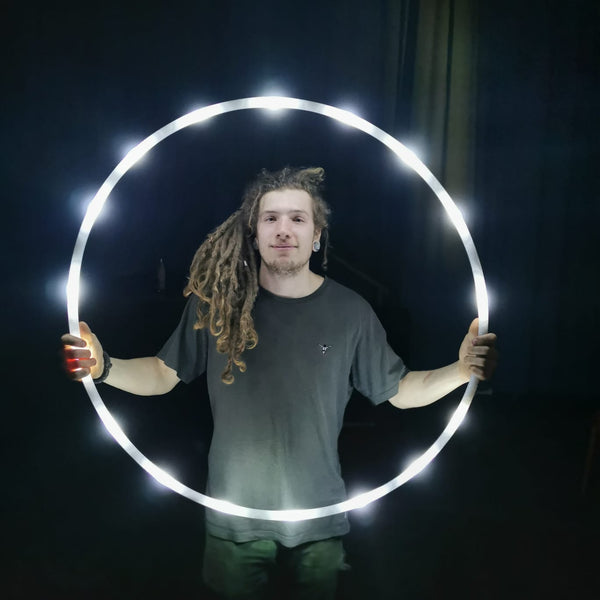Ghost - LED Hoop