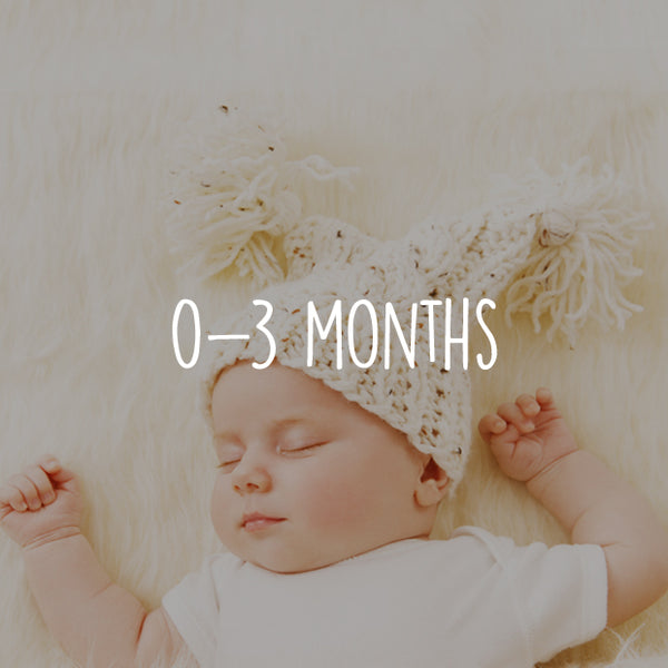 Social & Emotional 0-3 months