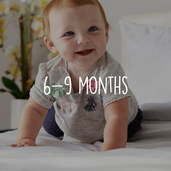 Social & Emotional 6-9 months