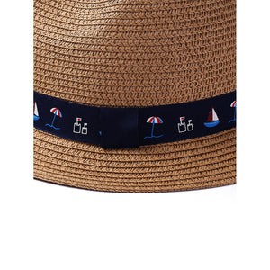 Boys Straw Hat summer