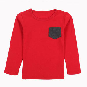Red Cute & hipster long sleeve shirts, perfect for the fall and winter.