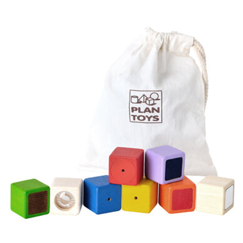 Activity Sensory Blocks by Plan Toys