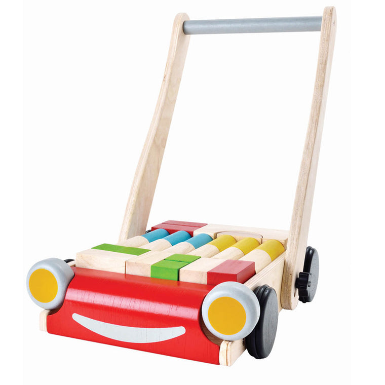 Baby Walker by Plan Toys
