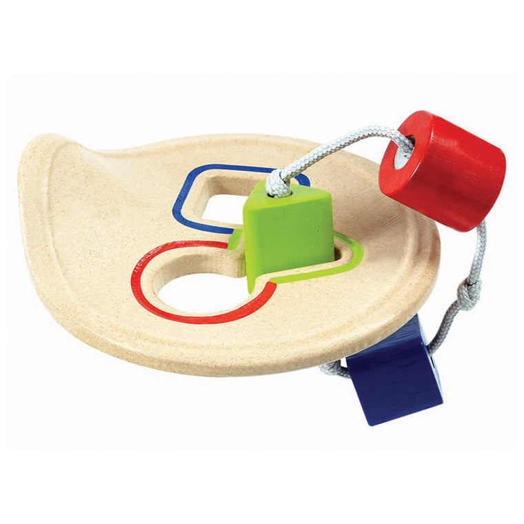 First Shape Sorter by Plan Toys