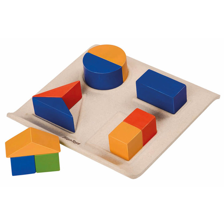 Fraction Fun by Plan Toys