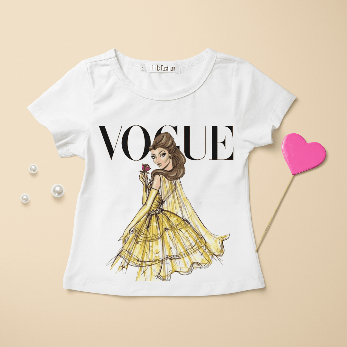 Vogue Princess Tee