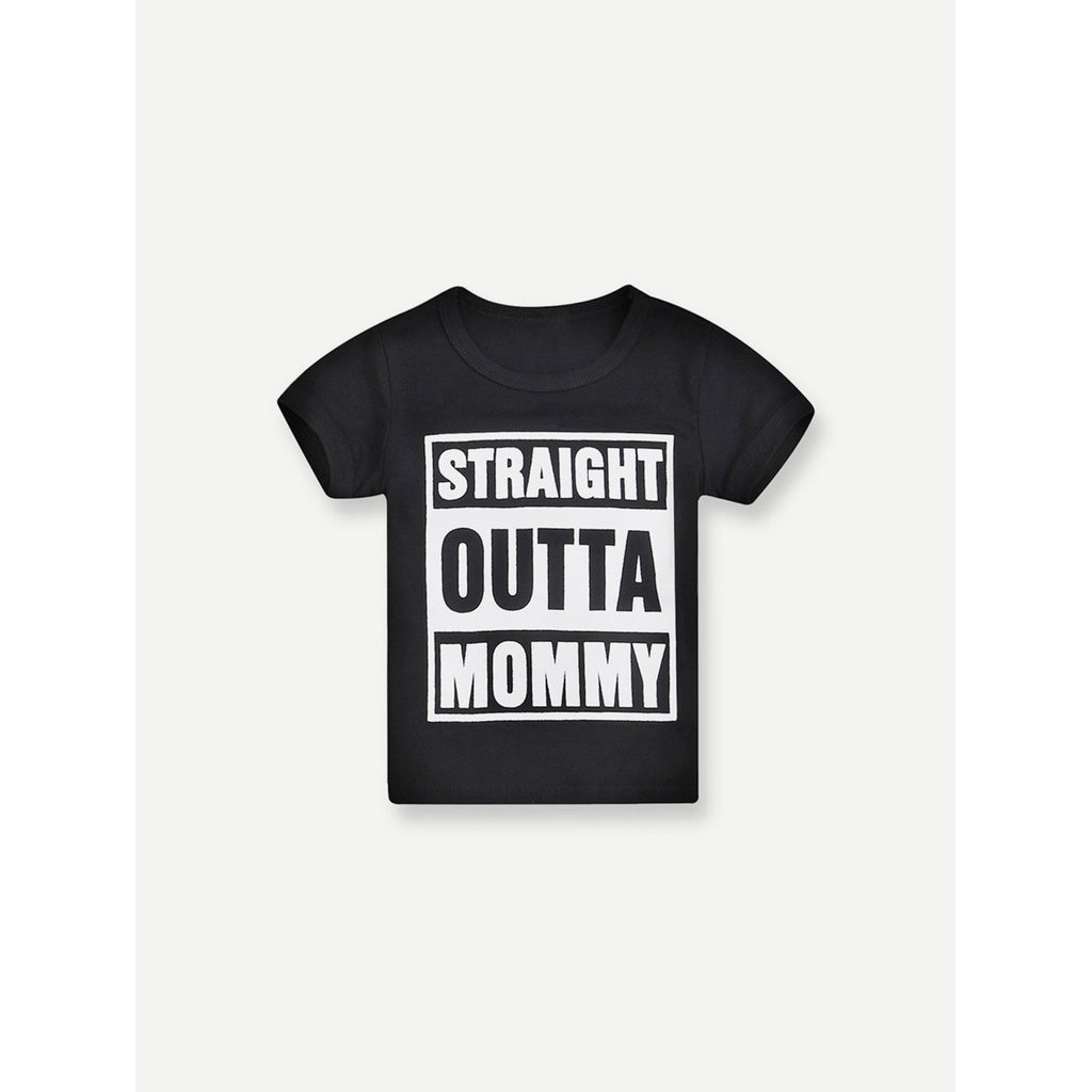 Straight outta mommy shirt