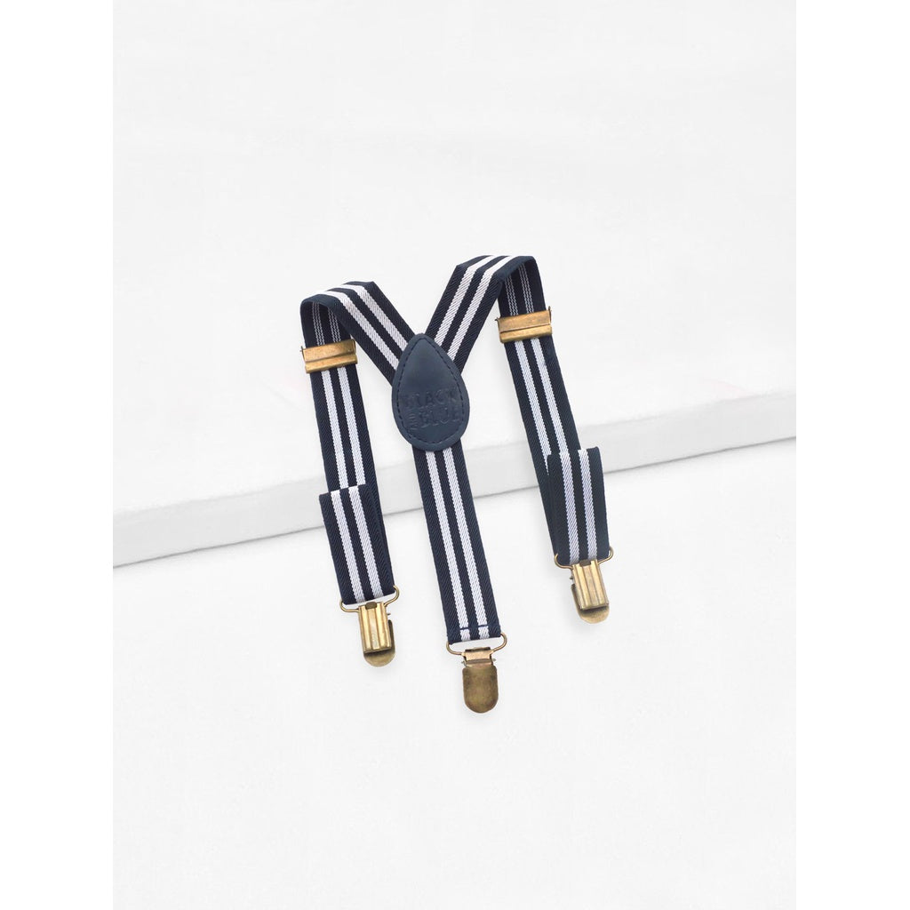 Kids Striped Suspenders
