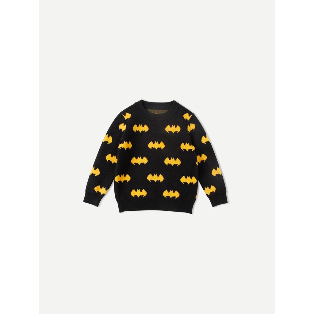 Batman Pattern Sweater