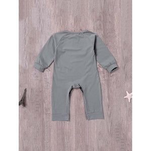 Boys No Sleep Romper