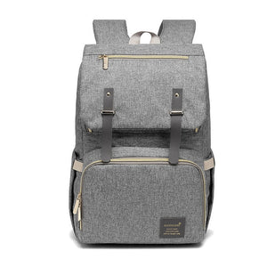 Stylish Diaper Backpack