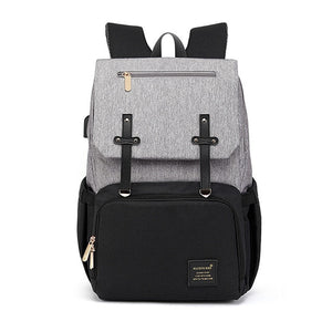 Chic Diaper Backpack