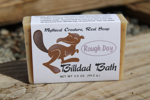 Rough Day bar soap