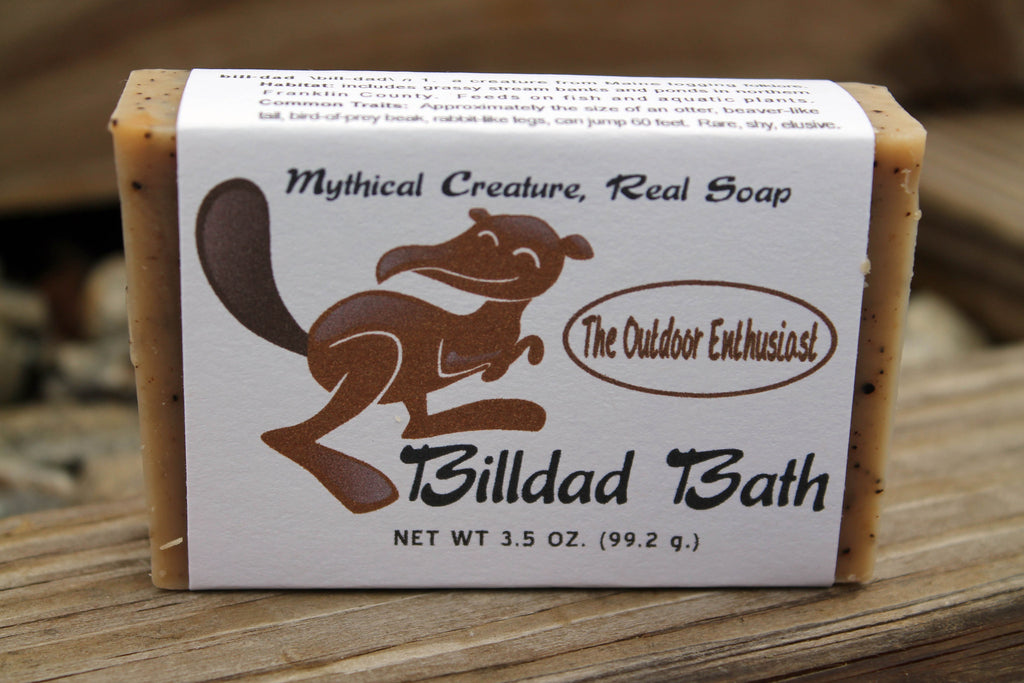 The Outdoor Enthusiast Bar Soap