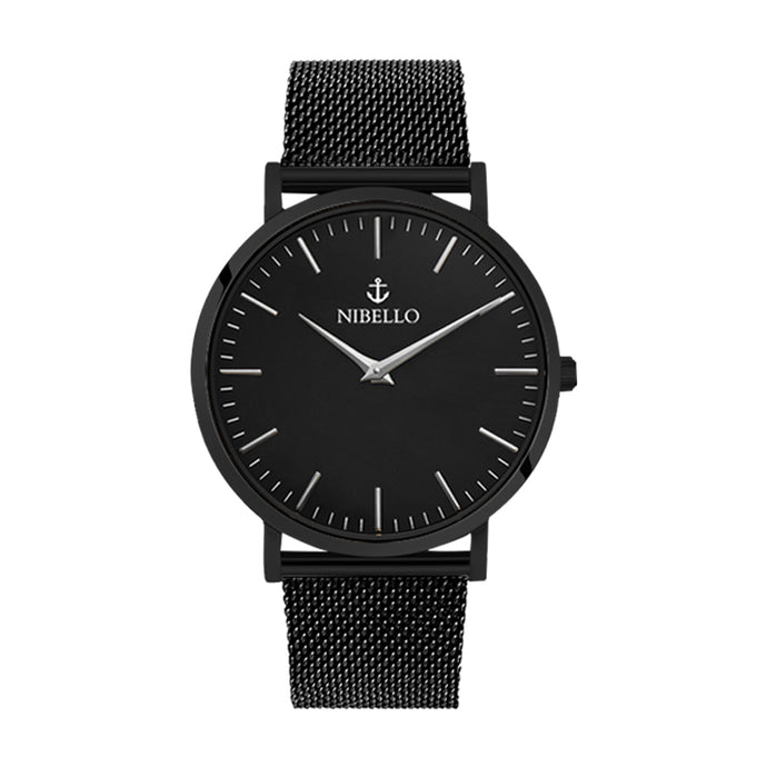BLACK & BLACK EDITION - Nibello Watches