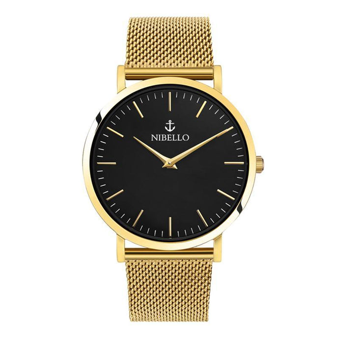 Watch - Gold & Black Edition