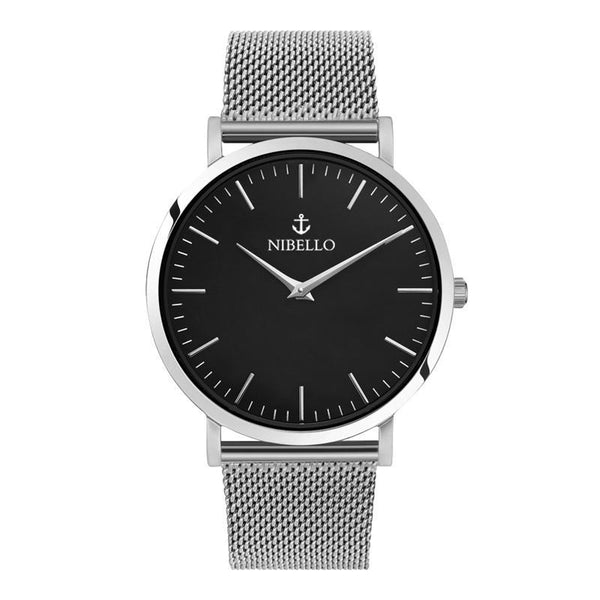 Watch - Silver & Black Edition