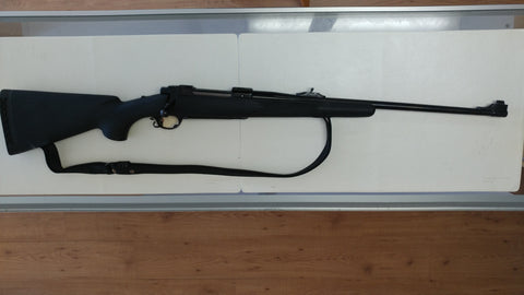 Ruger M77 30-06 Black with Rifle Sling, Bolt Action Rifle