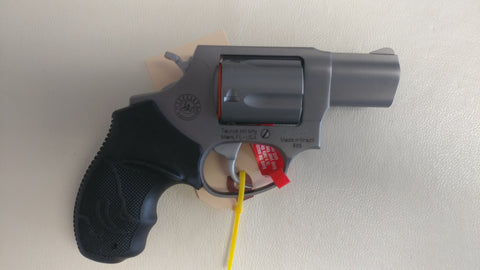 Taurus .357 / .38 special Stainless, 5 shot pistol - Action Arms by Mark, LLC