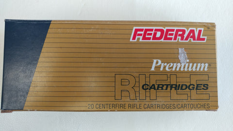 Federal Premium Rifle Cartridges 20 Rounds 300 Win. Magnum Premium Safari - Action Arms by Mark, LLC