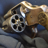 Colt 41 Revolver, Authentic Gun Owned By the Infamous Bonnie & Clyde. Please Call For Appointments And/Or Offers.