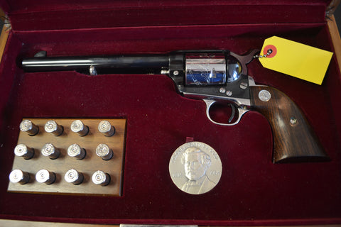 Colt .45 Colonel Sam Colt Sesquicentennial Model 1814-1864, One of 5000 - Action Arms by Mark, LLC
