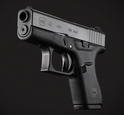 Glock 42 .380 Black - Action Arms by Mark, LLC