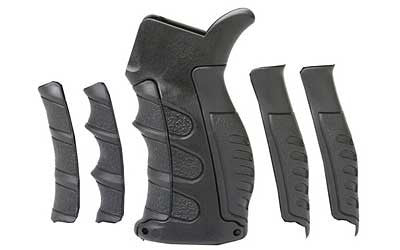 CAA AR Interchangeable 6-PCS Grip Black- Free Ship