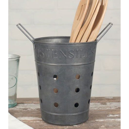 Utensil Basket Caddy, Home Decor - Thomas Ann Decor