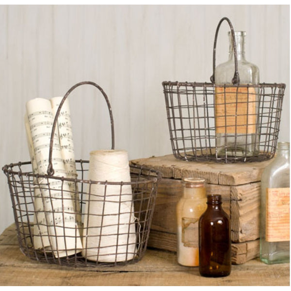 Nesting Basket, Home Decor - Thomas Ann Decor