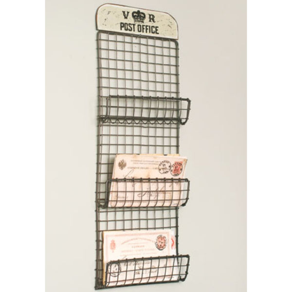 VR Post Office Wall Organizer,  - Thomas Ann Decor