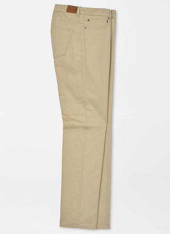 Peter Millar Soft Touch Twill 5 Pocket Pant