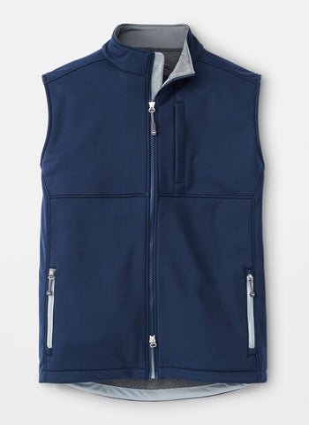 Gale Force Stretch Softshell Vest — Peter Millar