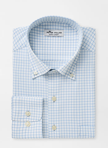 Captain Tattersall Performance Sport Shirt — Peter Millar