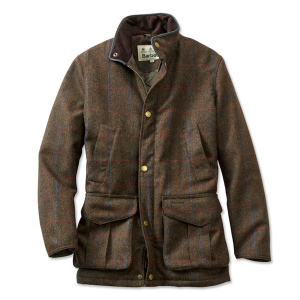 Hereford Tweed Wool Jacket — Barbour