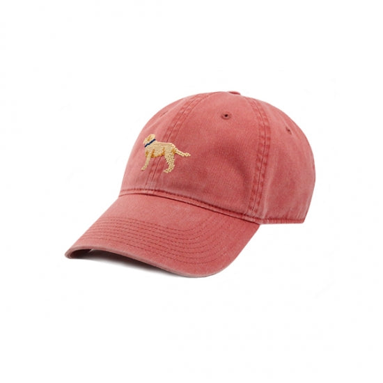 Yellow Lab Nantucket Red® Needlepoint Hat – Smathers & Branson