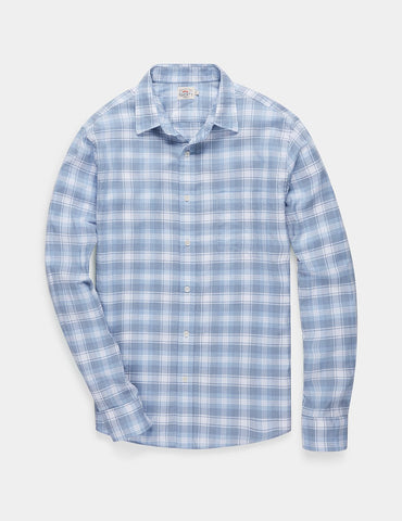 Marina Plaid Movement Shirt – Faherty
