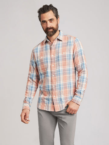The Roadtrip Shirt – Faherty
