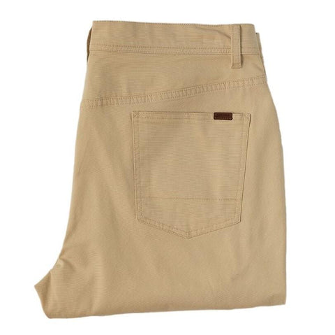 1865 Pinpoint Canvas Five-Pocket  – Duck Head