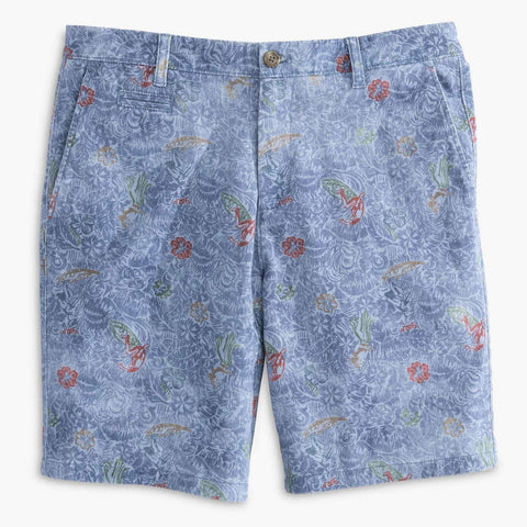 Amped Printed Shorts – Johnnie-O